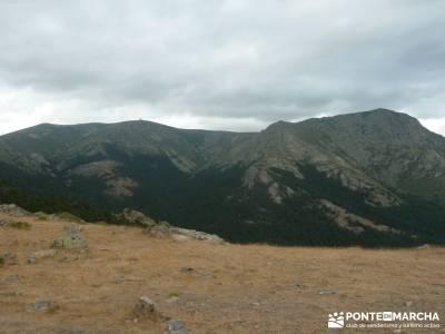 Cuerda de las Cabrillas - Senderismo en el Ocaso;sierra de guadarrama madrid rutas por madrid y alre